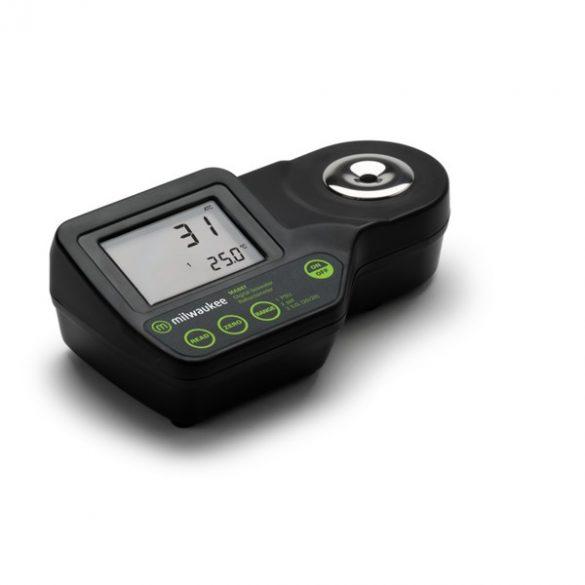 MA887 digitális refraktométer sótartalom méréshez