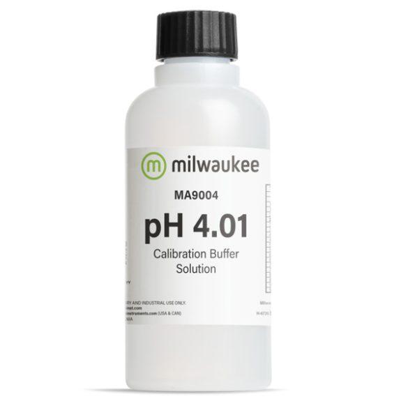MA9004 pH 4,01 kalibráló oldat