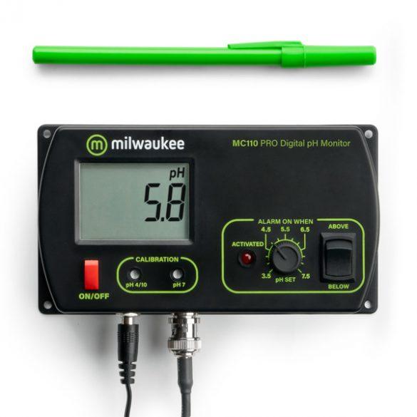 MC110 PRO pH monitor