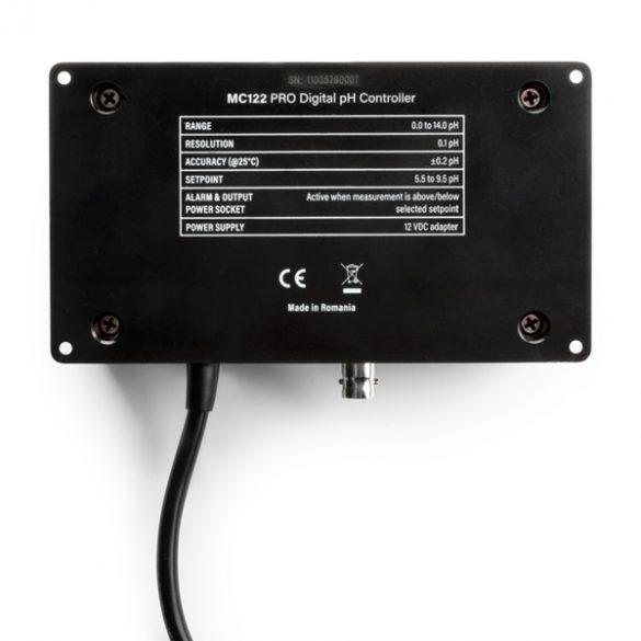 MC122 PRO pH kontroller