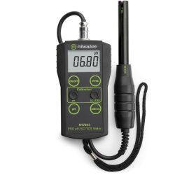 MW802 PRO kombinált  hordozható pH / EC / TDS mérőműszer