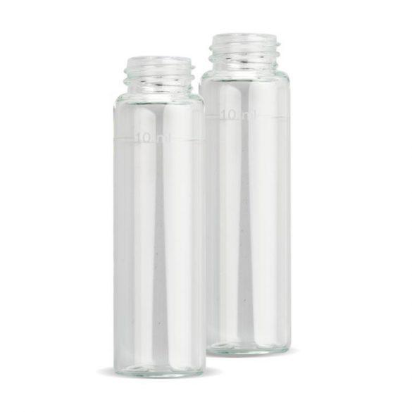 Mi0011 10 ml-es üveg küvetta (2db)
