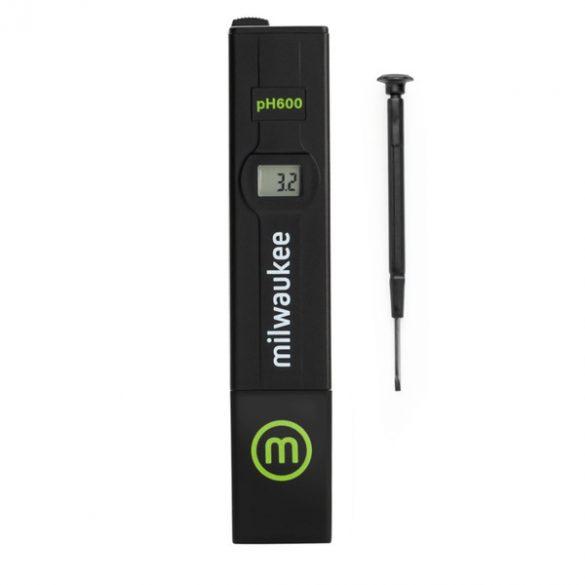 pH600 pH mérő